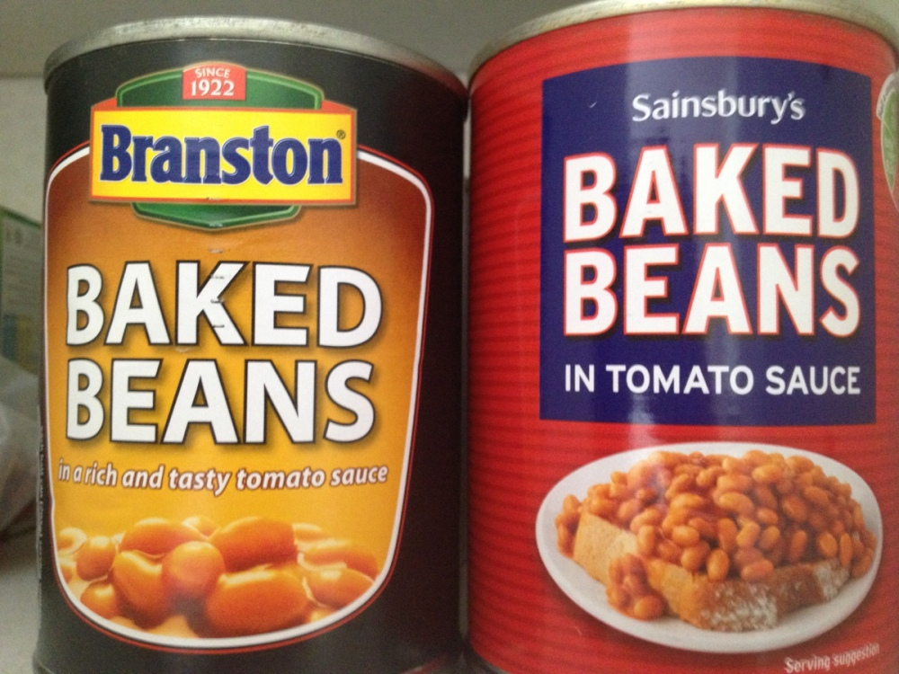Baked Beans Subjee...